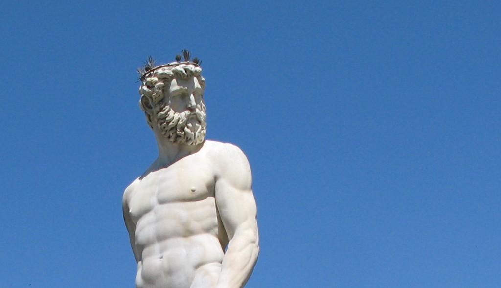 Neptuno, de Bartolomeo Ammannati