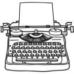 M�quina de escribir