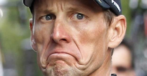 Lance Armstrong, un hombre positivo