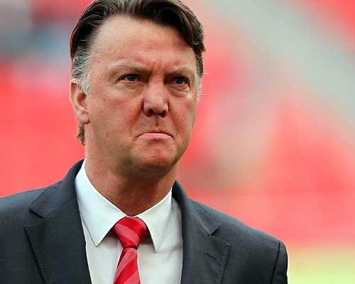 "Van Gaal: ""No estamos como para una final con Alemania""."